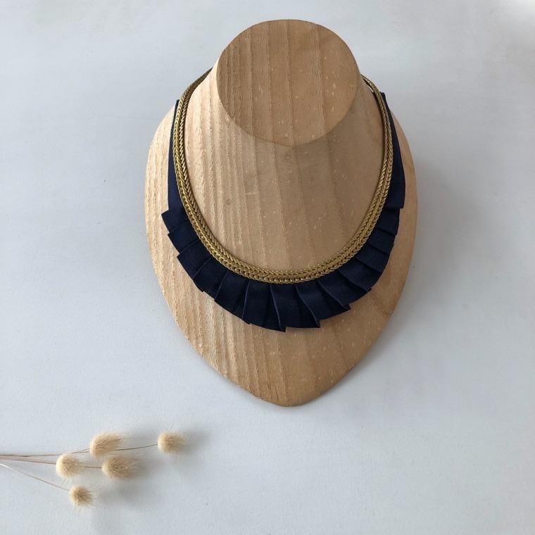 collier KAKAU marine