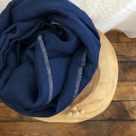 foulard IBIZA navy
