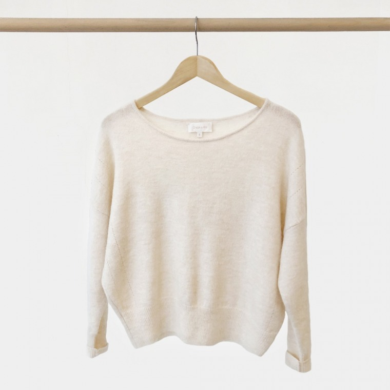pull abby beige