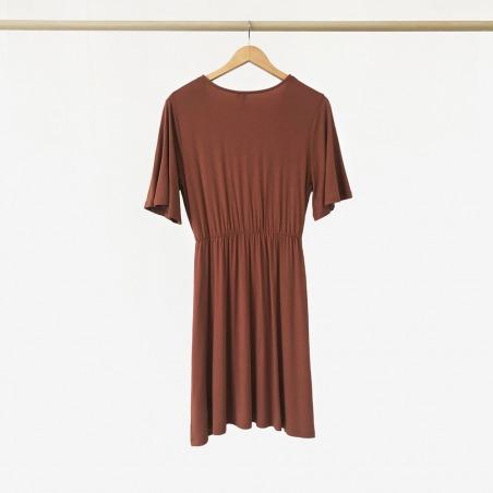 robe maryjane copper