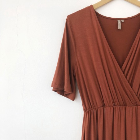 robe maryjane copper