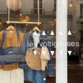 Y O U P i . c'est la rentrée chez les voltigeuses !  les deux boutiques sont ouvertes du mardi au samedi 11h • 19h30 !   les belles nouveautés arrivent doucement en boutique et il reste un joli rayon «belles affaires» . que vous pouvez retrouver également sur le site internet !   nous espérons que vous avez passé un bel été !  douce fin de journée   #lesvoltigeuses #ruedespetitesecuries #paris10 #boutiqueparis #boutiqueparisienne #boutiqueenligne #cestlarentree #shopping